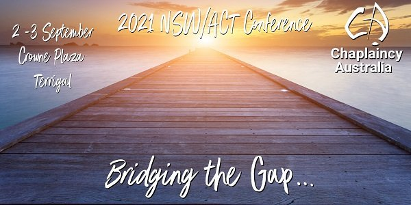 Bridging the Gap Final Front copy scaled 1 ACC NSW & ACT Chaplaincy Conference 2021 ACC NSW & ACT Chaplaincy Conference 2021