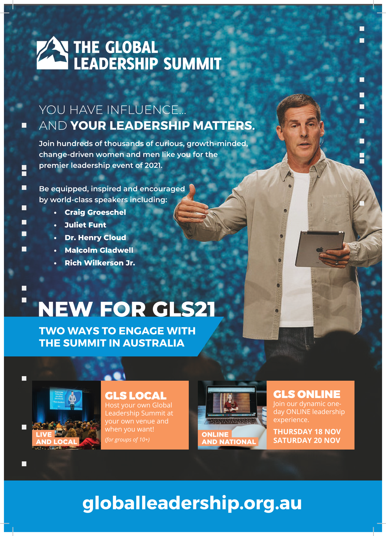 GLS21 A4 Promo FA Some of our favourite Australian businesses that will help your church Some of our favourite Australian businesses that will help your church